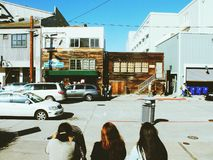 Monterey, Ca. San Francisco, Ca Stock Image