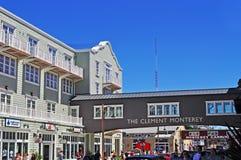 Monterey, California, los Estados Unidos de América, los E.E.U.U. Fotos de archivo libres de regalías
