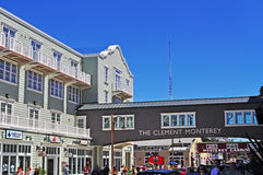 Monterey, California, United States of America, Usa. The city of Monterey on 16 June 2010. Monterey, founded by the Spanish in 1770, was the first capital of Royalty Free Stock Photos