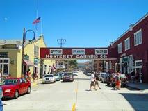 Monterey, Kalifornia, Stany Zjednoczone Ameryka, Usa zdjęcia royalty free