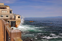 Monterey, la Californie Photos libres de droits