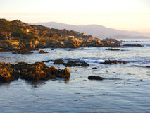 Monterey, la Californie Photographie stock libre de droits