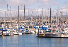 Monterey marina Stock Photography