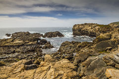 Monterey Peninsula Coastline - California Stock Images