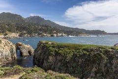 Monterey Peninsula Coastline - California Stock Photos
