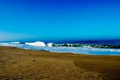 Montereystrand Stock Foto