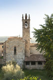 monteriggioni Τοσκάνη Στοκ Φωτογραφίες