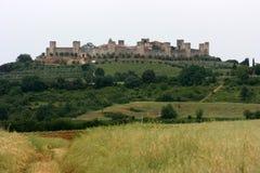 Monteriggioni Images stock