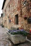 Monteriggioni Photographie stock libre de droits