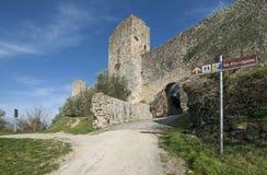 Monteriggioni Royaltyfri Bild