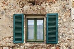 Monteriggioni, Italie Image libre de droits