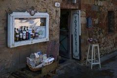 Monteriggioni Italie Photo stock
