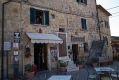 Monteriggioni Italy Royalty Free Stock Image