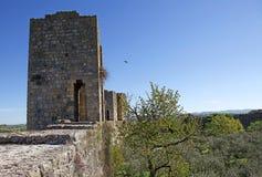 Monteriggioni, Tuscany, Italy Royalty Free Stock Photos