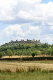Monteriggioni (Tuscany) Royalty Free Stock Image