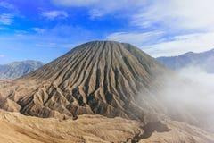 Montering Batok, Indonesien Fotografering för Bildbyråer