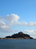 Montering Cornwall för St Michaels Arkivfoto