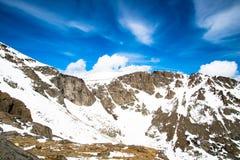 Montering Evans Summit - Colorado Royaltyfria Foton