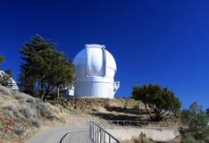 Montering Hamilton Telescope fotografering för bildbyråer