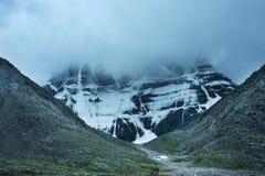 Montering Kailash Fotografering för Bildbyråer