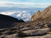 Montering Kinabalu Royaltyfria Bilder