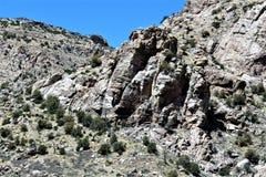 Montering Lemmon, Tucson, Arizona, Förenta staterna Arkivfoton