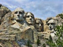 Montering Rushmore, South Dakota fotografering för bildbyråer