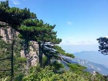 Montering Sanqing royaltyfria foton