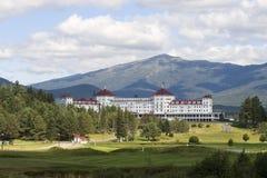 Montering Washington Hotel Royaltyfri Fotografi