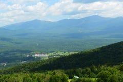 Montering Washington Hotel, New Hampshire, USA royaltyfri foto