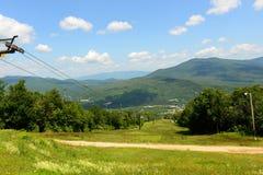 Montering Washington, New Hampshire, USA arkivfoto