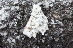 MonteringsRoraima kristall Royaltyfria Foton