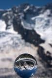 Monterosa at the Matterhorn, Valais, Switzerland Royalty Free Stock Photography