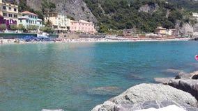 Monterosso意大利 库存图片