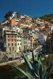 monterosso Италии Стоковое Изображение