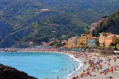 Monterosso-五乡地 免版税库存照片