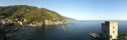 Monterosso Royalty Free Stock Photos