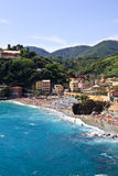 Monterosso Lizenzfreies Stockfoto
