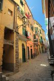 Monterosso Obrazy Stock