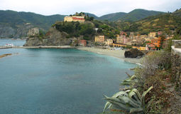 Monterosso Fotografia Stock