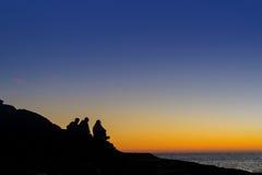 Monterosso Al母马-意大利 免版税库存图片
