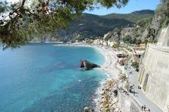 Monterosso al klacz - skarb obraz royalty free