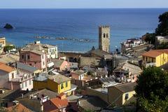 Monterosso al Mare, Cinque Terra, Italy Royalty Free Stock Images