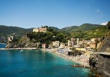 Monterosso al Mare. Cinque Terre Stock Photography