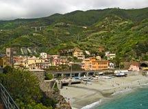Monterosso al Mare 06 Stock Photos
