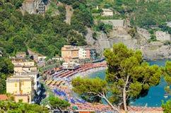 Monterosso al Mare, Cinque Terre Stock Image
