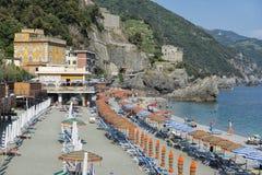 Monterosso al Mare, Cinque Terre,Italy Stock Photos