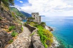 Monterosso al mare (Cinque terre) Royalty Free Stock Image