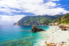 Monterosso al mare (Cinque terre) Royalty Free Stock Photography