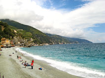 Monterosso al Mare 02 Royalty Free Stock Images